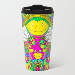 A Game of Love Travel Mug