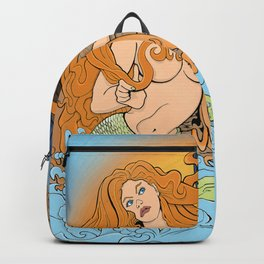 The Entangled Mermaid Backpack