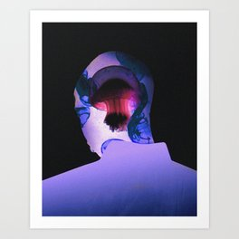 Abysses Art Print