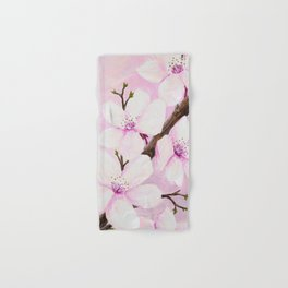 Cherry Blossoms II Hand & Bath Towel