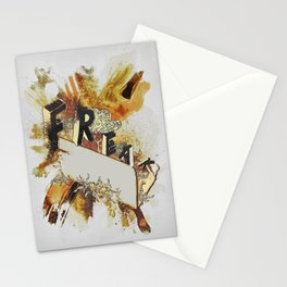Freak! Stationery Cards