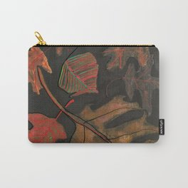 """""""Georgia Leaves"""" Carry-All Pouch"""