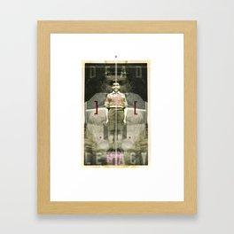 DEAD LEGACY// Framed Art Print