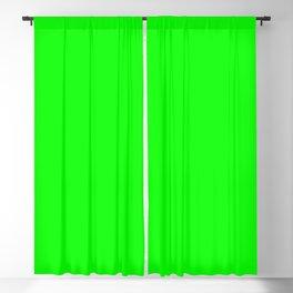 SOLID PLAIN UFO GREEN  WORLDWIDE TRENDING COLOR / COLOUR Blackout Curtain