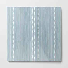 nostromo blue Metal Print