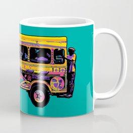 Dakar Car Rapide Coffee Mug