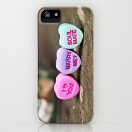 Marry Me? iPhone Case