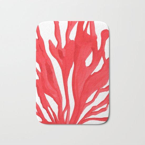 Red Coral no. 2 Bath Mat