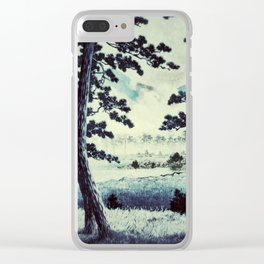A Long Trip to Kana Clear iPhone Case