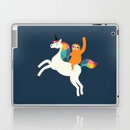 Magic Time Laptop & iPad Skin