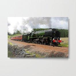 46233 Duchess of Sutherland Metal Print