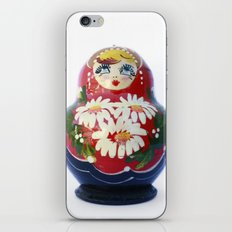 Matrioska iPhone & iPod Skin
