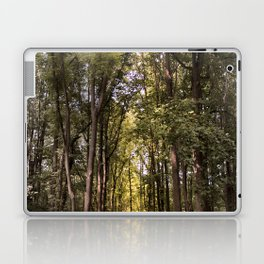 Light Tunnel Laptop & iPad Skin