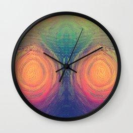th'hyrryr Wall Clock