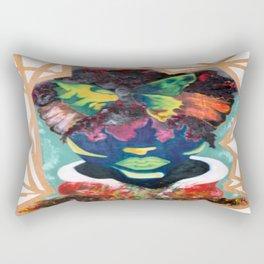 Buttered Anatomy Rectangular Pillow
