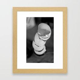 Elemental Baking - Eggs Framed Art Print