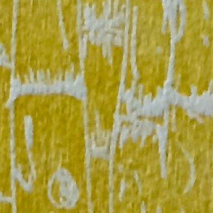 Yellow Sugarcane Leggings