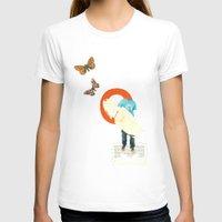 surfer T-shirts featuring Surfer by Prints der Nederlanden