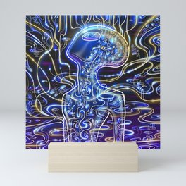 Light Seeds Mini Art Print