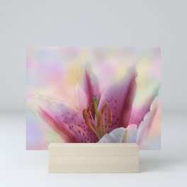 soft and dreamy -6- Mini Art Print