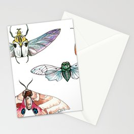 Bugged Out Stationery Cards