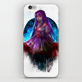 Hime iPhone Skin