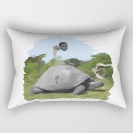 Cocorí Rectangular Pillow