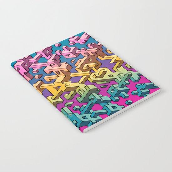 Square Necessities Notebook