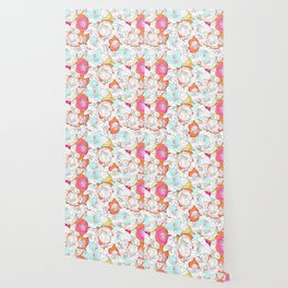 Early Bloomer #society6 #decor #buyart Wallpaper