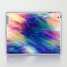 Paint Feathers in the Sky Laptop & iPad Skin