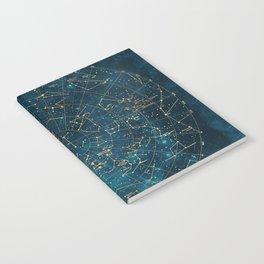 Under Constellations Notebook