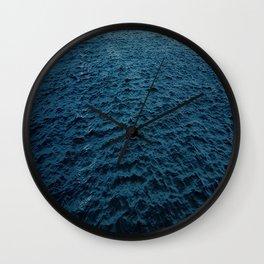 Water Pattern Wall Clock