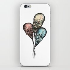 3 Wise Balloons iPhone & iPod Skin