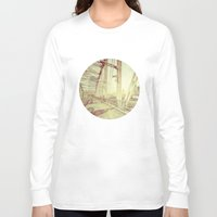 nashville Long Sleeve T-shirts featuring Nashville by GF Fine Art Photography