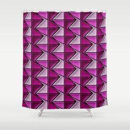 Geometrix 128 Shower Curtain