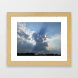 Barnegat Light  Framed Art Print