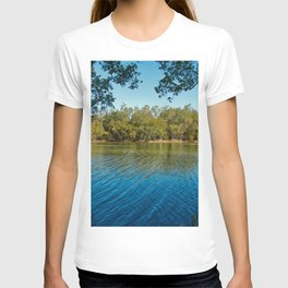 Pourmalong Creek, Lake Macquarie T-shirt
