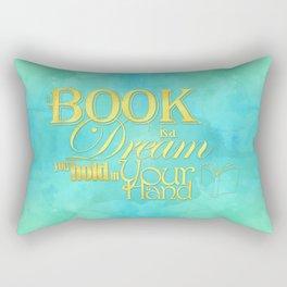Book Dream Rectangular Pillow