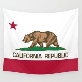 California flag Wall Tapestry