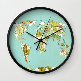 The World Is Yours. Wall Clock