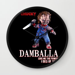 Chucky // Good Guys Wall Clock