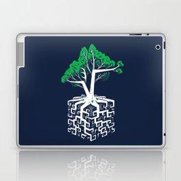 Cube Root Laptop & iPad Skin