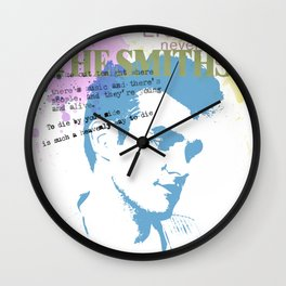 THE SMITHS Wall Clock