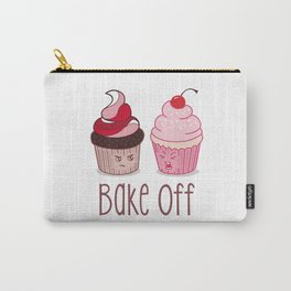 Bake Off Cupcake Wars Carry-All Pouch