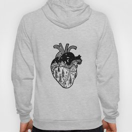 Heart in the Mountains Hoody