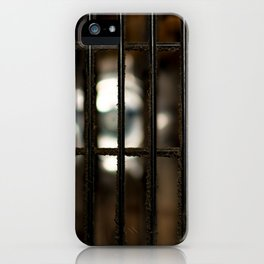 Dusty fan guard iPhone Case