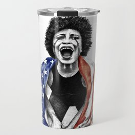 Give me liberty or give me death. Travel Mug