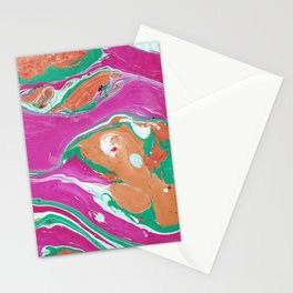 Marble texture 16 Stationery Cards
