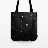 The universe Tote Bag
