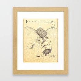 Derivative Framed Art Print